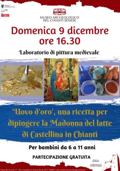 Laboratorio al museo 9 dicembre